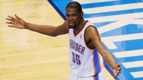 NBA: Kevin Durant va ai Golden State Warriors