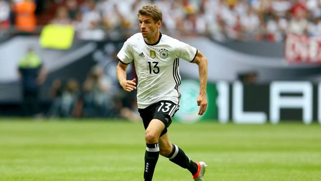 Thomas Muller - Germania