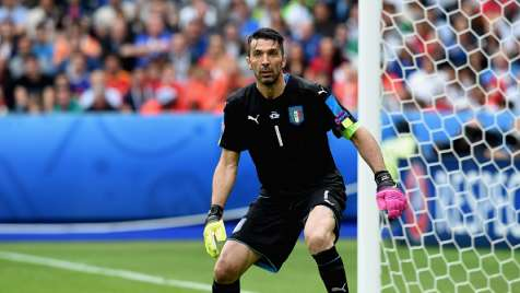 Germania-Italia, Buffon: