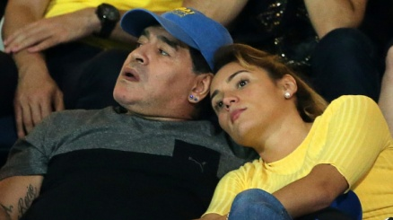 La vita di Maradona diventa una fiction