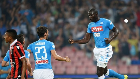 Napoli Nizza in Tv come vederla anche in streaming