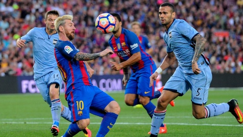Barcellona-Sampdoria Streaming Gratis e Diretta Tv Sportitalia (Trofeo Gamper 2016)