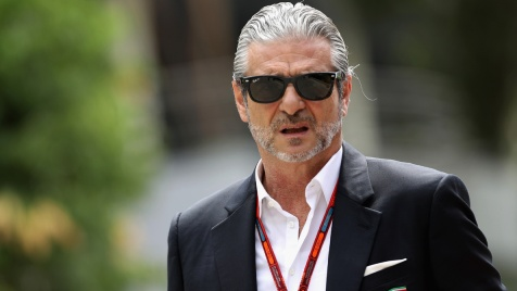 Gp Giappone F1, Arrivabene: