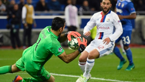 Champions League: SuperGigi vale 3 punti