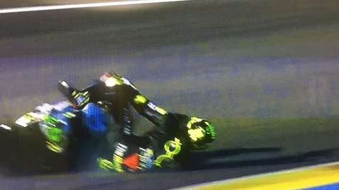 L'incidente di Iannone