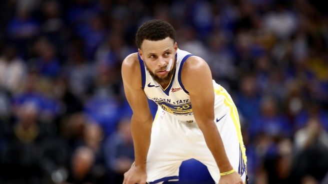 NBA Golden State Curry 2019