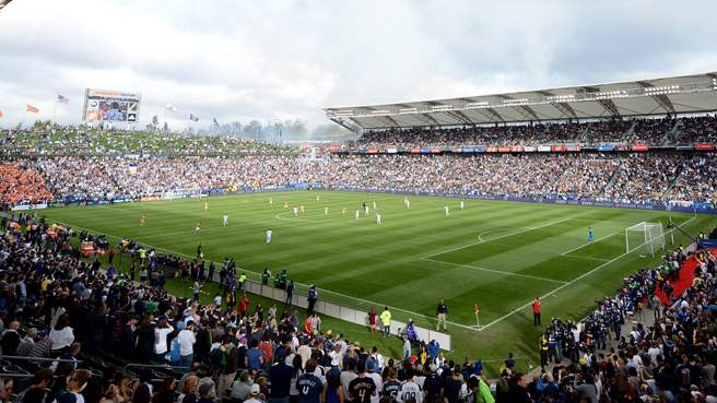 mls, stadio, galaxy