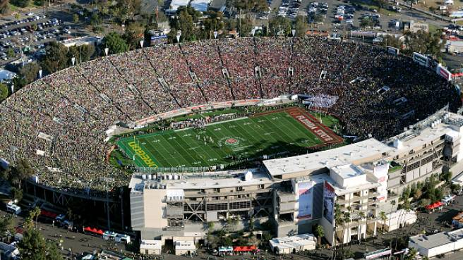 Rose Bowl, Pasadena