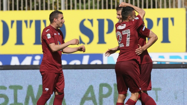 Playoff serie B: Trapani in finale