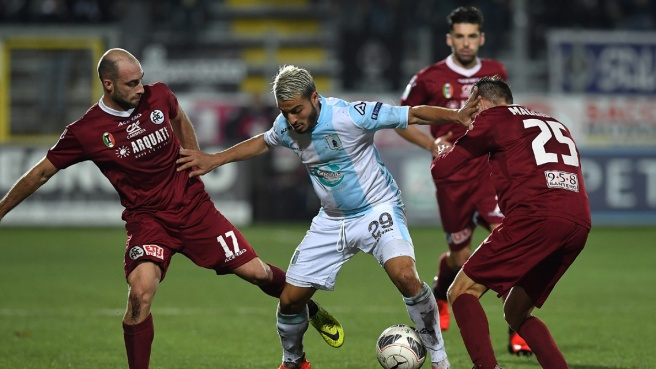 entella, spezia
