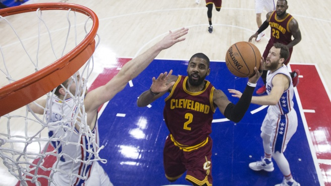 Crollo dei Clippers, Irving salva i Cavs