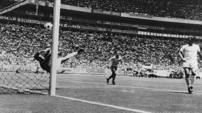 Addio al leggendario Gordon Banks