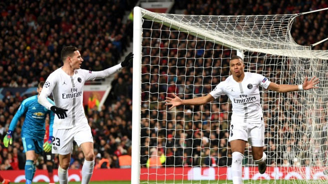 Colpo del PSG all'Old Trafford