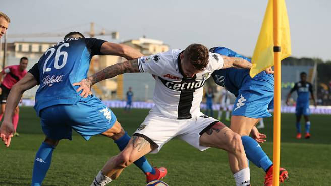 Affari in vista tra Empoli e Parma