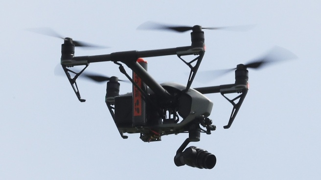 Europa League, un drone scatena il caos in Lussemburgo