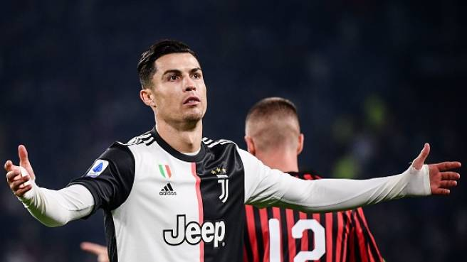 Juve, CR7 se ne va in Portogallo