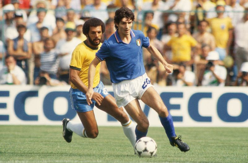 Paolo Rossi: Juventus 1982