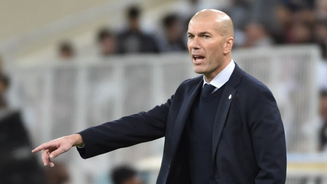 Zidane Real Madrid 2020